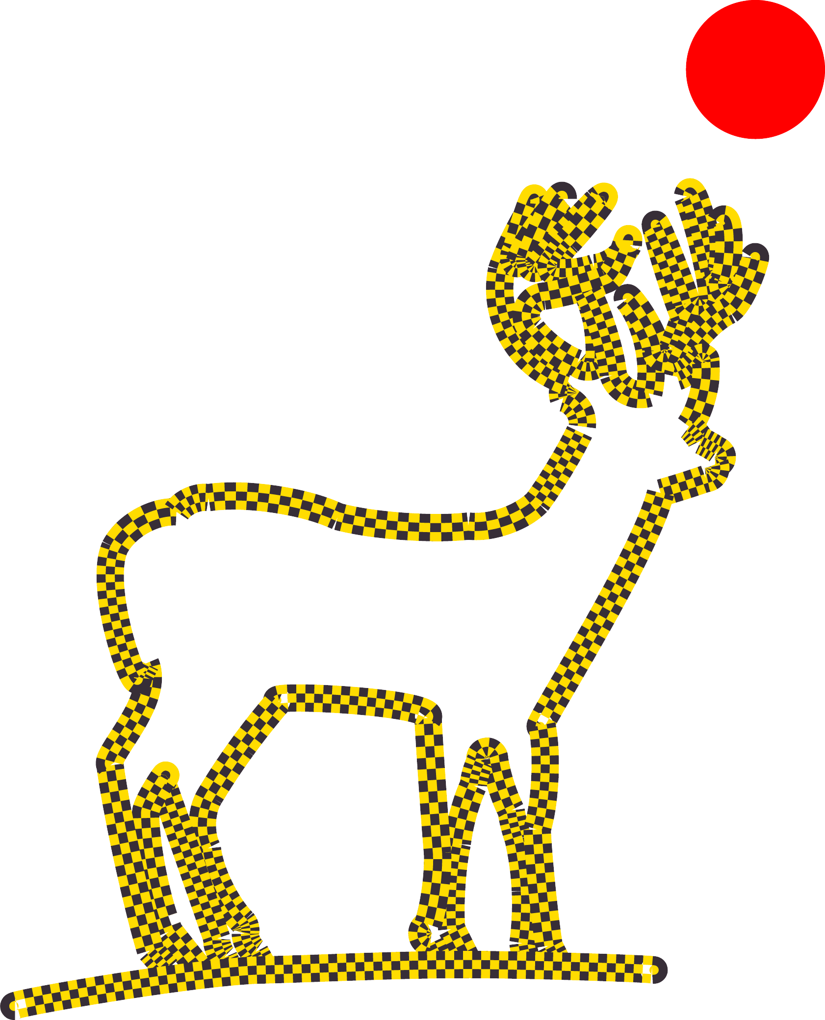 elda bellone-LUNAROSSA-28x32-digital print